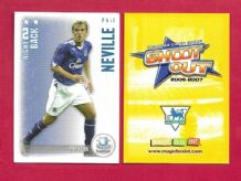 Everton Phil Neville England (SO07)